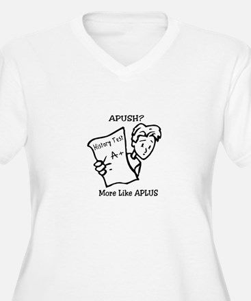 APUSH Plus Size T-Shirt