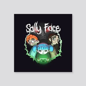 Sally Face - The Wretched Sticker