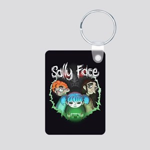 Sally Face - The Wretched Keychain Keychains
