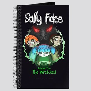 Sally Face - The Wretched Notebook Journal