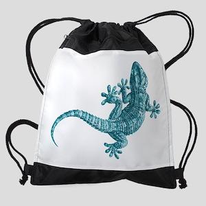 Gecko Drawstring Bag