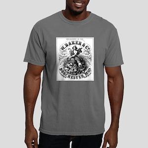 Premium Cocoa Mens Comfort Colors Shirt
