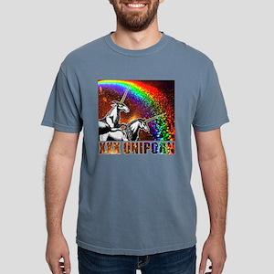 XXX Uniporn Mens Comfort Colors Shirt