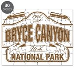 Bryce Canyon Puzzle