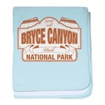 Bryce Canyon baby blanket