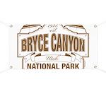 Bryce Canyon Banner