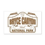 Bryce Canyon 20x12 Wall Decal