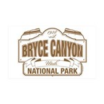 Bryce Canyon 35x21 Wall Decal