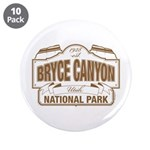 """Bryce Canyon 3.5"""" Button (10 pack)"""