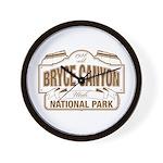 Bryce Canyon Wall Clock