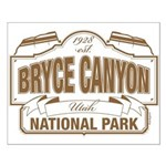 Bryce Canyon Small Poster