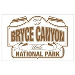 Bryce Canyon Large Poster