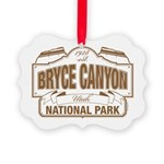 Bryce Canyon Picture Ornament