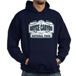 Bryce Canyon Blue Sign Hoodie (dark)