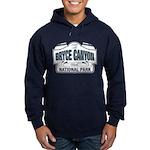 Bryce Canyon Blue Sign Hoodie (dark)