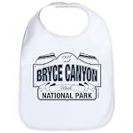 Bryce Canyon Blue Sign Bib