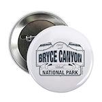 "Bryce Canyon Blue Sign 2.25"" Button"