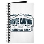 Bryce Canyon Blue Sign Journal