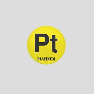 Platinum Element Mini Button (10 pack)