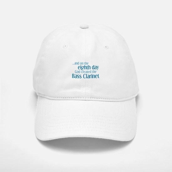 Bass Clarinet Creation Baseball Baseball Cap