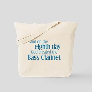 Bass Clarinet Creation Tote Bag