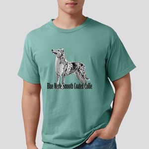 Collie Mens Comfort Colors Shirt