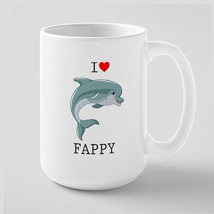 I love Fappy Mug