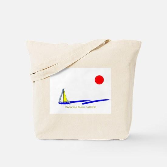 Windansea Tote Bag