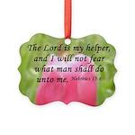 Hebrews 13:16 tulip Ornament