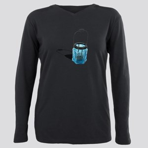 Lighthouse Glass Holder T-Shirt