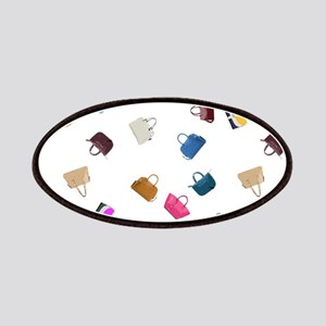 Colorful Handbags Patch