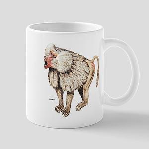 Baboon Ape Monkey Mug