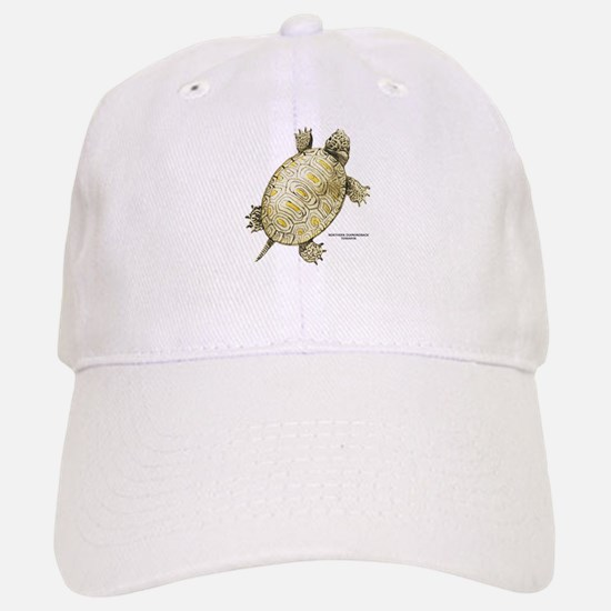 Northern Diamondback Turtle Baseball Baseball Cap