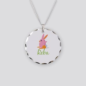 Easter Bunny Reba Necklace
