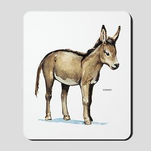Donkey Animal Mousepad