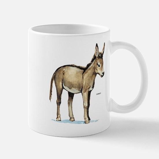 Donkey Animal Mug