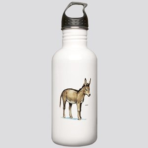 Donkey Animal Stainless Water Bottle 1.0L