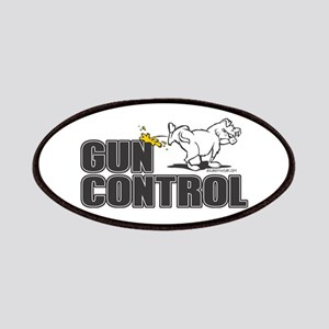 Piss on Gun Control Patches