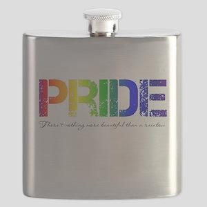 Pride Rainbow Flask