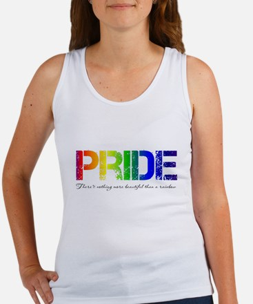 Pride Rainbow Women's Tank Top