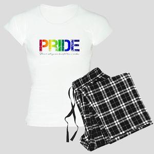 Pride Rainbow Women's Light Pajamas