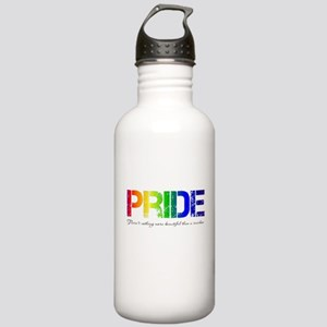 Pride Rainbow Stainless Water Bottle 1.0L