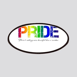 Pride Rainbow Patches