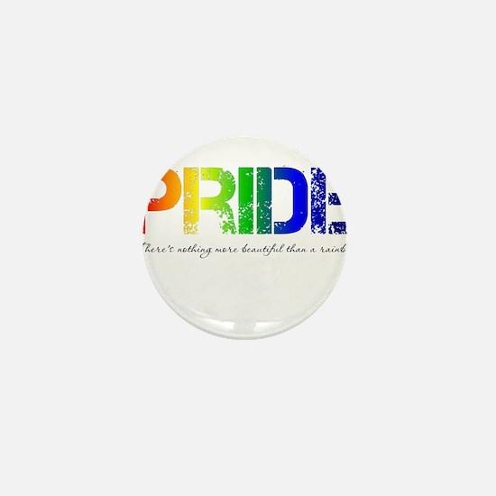 Pride Rainbow Mini Button