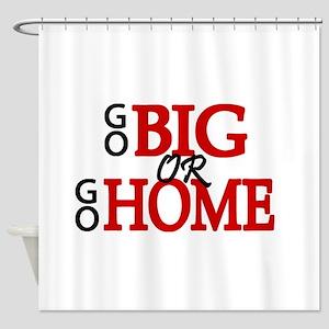 'Go Big' Shower Curtain