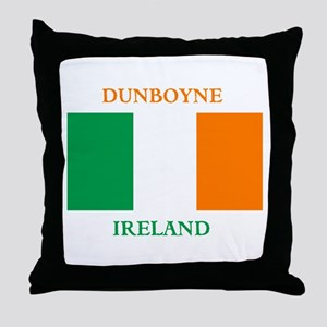 Dunboyne Ireland Throw Pillow