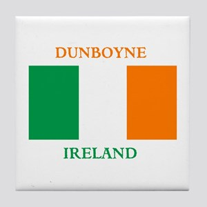 Dunboyne Ireland Tile Coaster