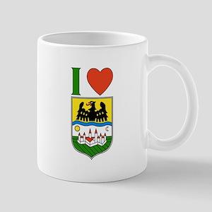 DonauHeartCoffee Mugs