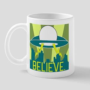 Believe. Mug