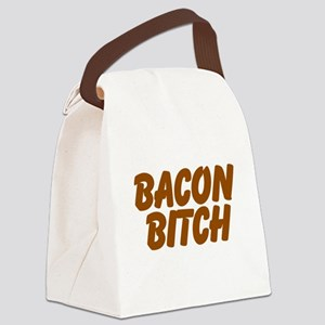 Bacon Bitch Canvas Lunch Bag